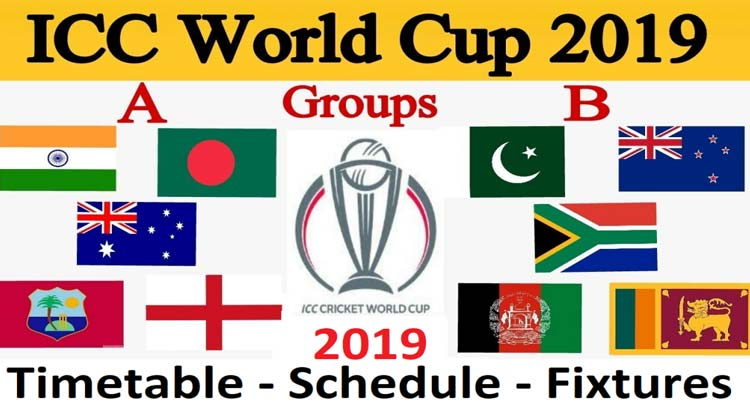 England World Cup 2019 Match