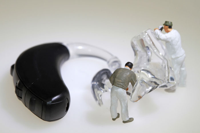 The role of see reviews of hearing aid tube
