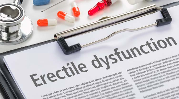 What causes sudden erectile dysfunction