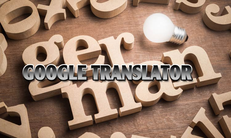 Accuracy Of Google Translator For German