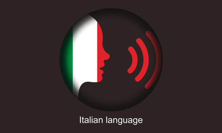 How can I translate voice to ITALIAN
