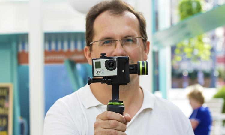 Proper Steps to Create a Gimbal For Gopro