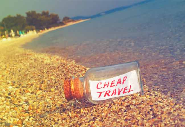 what is the cheapest way to travel