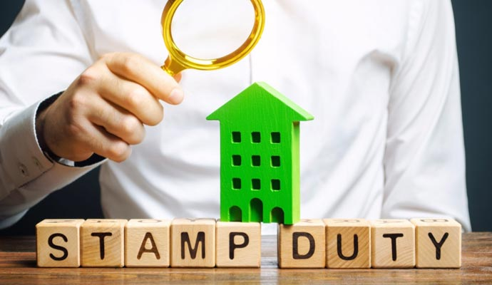 The stamp duty