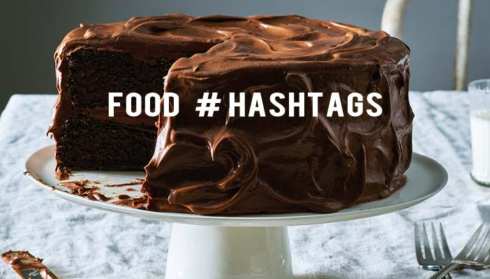 Food Hashtags