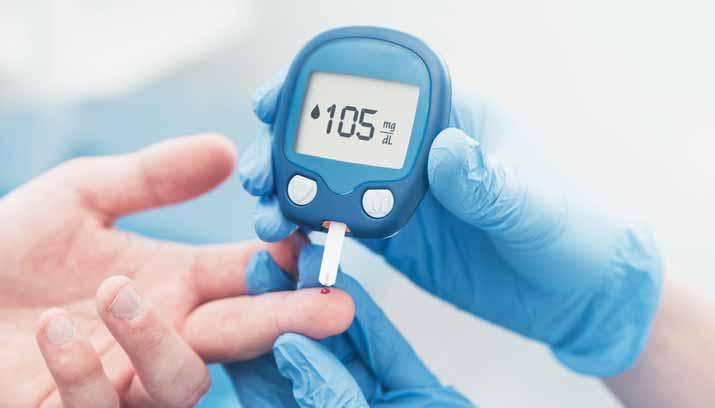 Monitor Blood Sugar Level