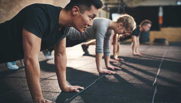 Perform Various Types Of Exercises