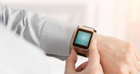 revolutionizing using smartwatches