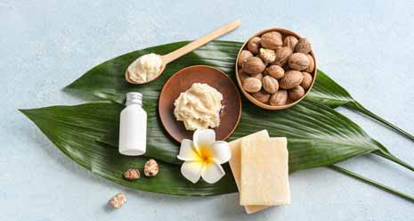 Hair Care Benefits Of Shea Butter