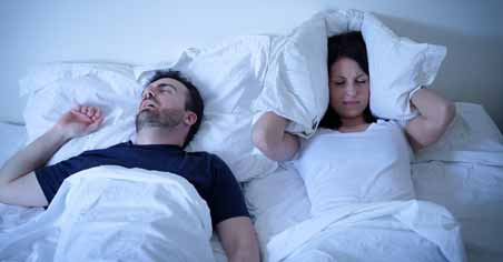 List of The Causes of Loud Snoring in Adults
