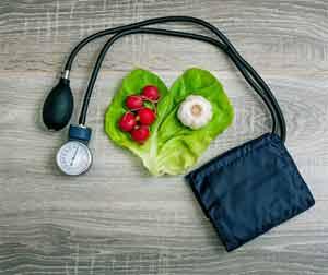 Normal variation in blood pressure