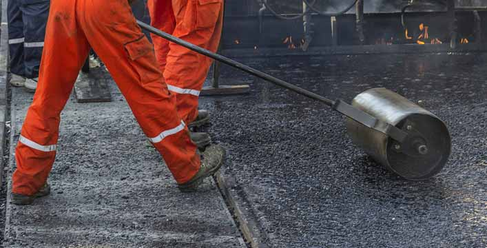 What is Mastic Asphalt Made Of