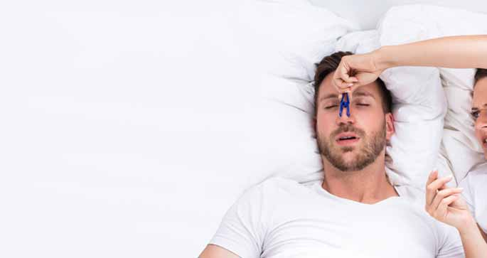 What Can You Use For Snoring