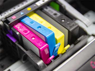 Process of Remanufacturing Ink in cartridge