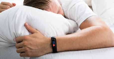 How Do Sleep Tracking Exercise Trackers