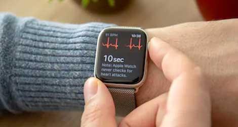 Smartwatch Measure Oxygen Levels