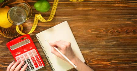 What Is The Average Calorie Value Used To Reduce The Weight