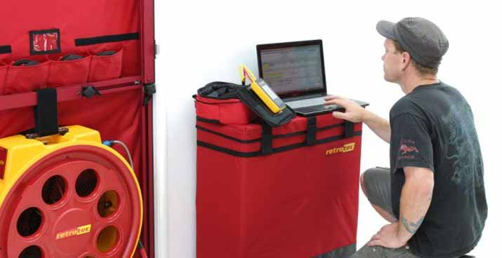 Blower Door Test Uses