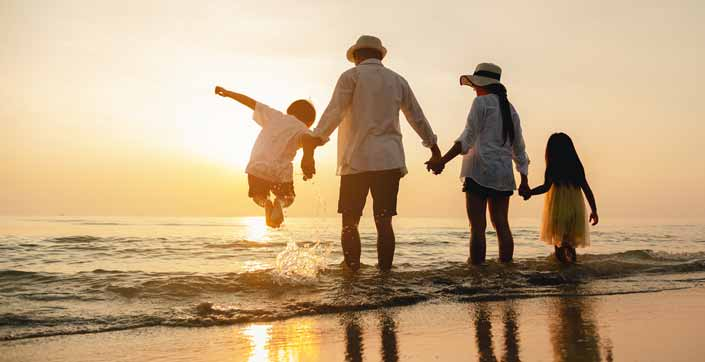 Family Vacations: Traveling with Kids