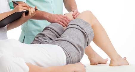 How is Knee Pain Treated