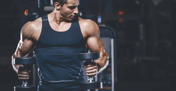 Simple Steps to Quick Muscle Gain