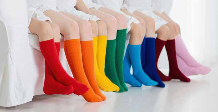 Sock Knitting Choices: An Examination of the Needle Options Available for Knitting Socks