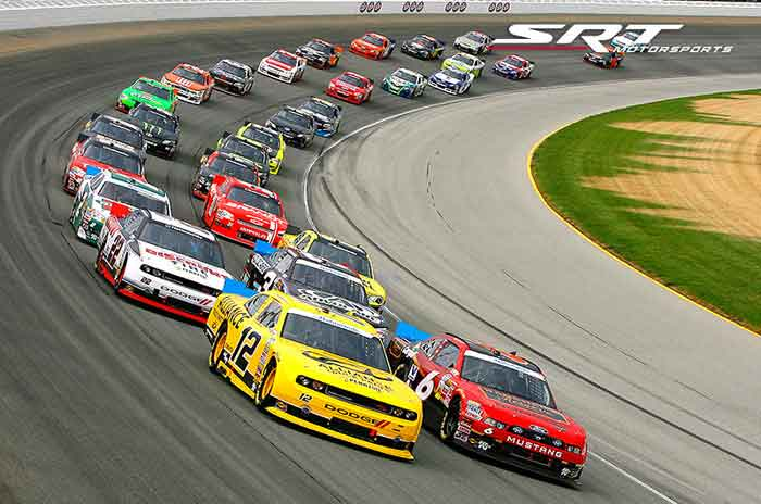 Top 10 NASCAR Finishes