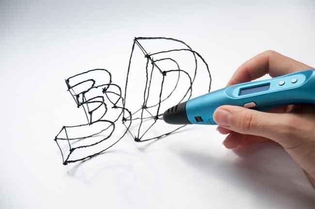 3D Doodler World's First 3D Printing Pen