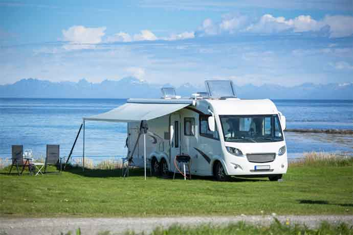 How to Replace an Awning on an RV