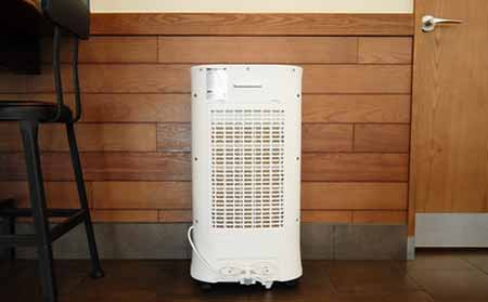 Portable AC How it works